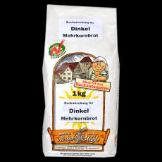 Dinkel-Mehrkorn Backmischung 1 kg