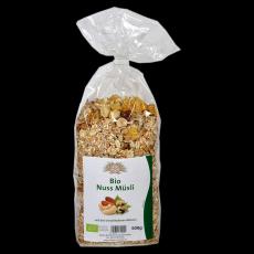 Bio Nußmüsli 500 g