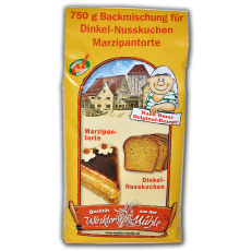Dinkel-Nuß-Gugelhupf 750 g
