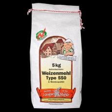 Weizenmehl 550 5 kg