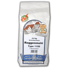 Roggenmehl 1150 2,5 kg