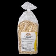 Bio Hafer-Großblattflocken 500 g