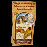 Schokostreusel-Gugelhupf 750 g