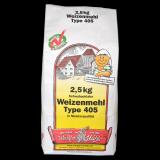 Weizenmehl 405 2,5 kg