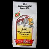 Weizenmehl 550 1 kg