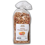 Dinkel-Knuspermüsli 500 g