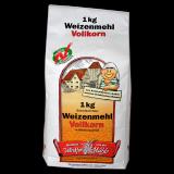 Weizenvollkornmehl  1 kg