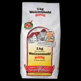 Weizenmehl griffig 1 kg