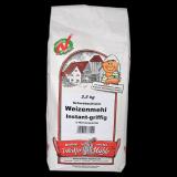Weizenmehl griffig 2,5 kg