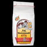 Weizenmehl griffig 5 kg