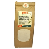 Buchweizen-Vollkornmehl 500 g