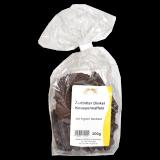 Zartbitter-Dinkelwaffeln mit Ingwer 200 g